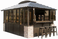 Looking for a Hot Tub Gazebo?