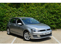 Volkswagen Golf 1.4 TSI ( 122ps ) ( s/s ) 2014MY SE