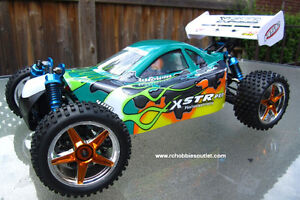 New RC Buggy / Car Brushless Electric1/10 Scale 4WD 2.4G LIPO Sarnia Sarnia Area image 5