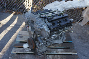 Engine for parts Nissan Murano 2007 LOW MILEAGE
