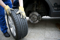 Tire Changes available $20