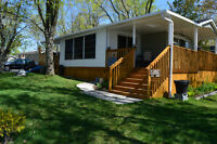 2012 Cottager with Sun-room minutes from Picton & many extras.