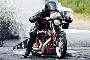 Harley Dragbike