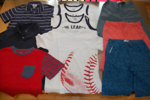 Boys size 10 - 12 summer clothes lot