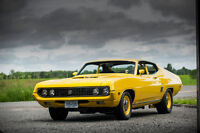 MUST SEE 1970 FORD TORINO GT