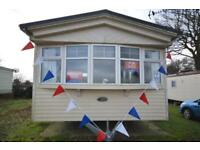 Static Caravan Nr Clacton-On-Sea Essex 2 Bedrooms 6 Berth Willerby Granada 2009