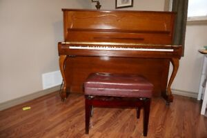 Young Chang U-121 Upright Piano