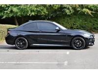 2017 BMW 2 Series 2.0 220d Sport (s/s) 2dr