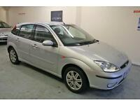 Ford Focus 1.8 Zetec Ghia 1 Owner 1 Year Mot Rust Free Bodywork