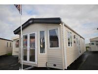 Static Caravan Whitstable Kent 3 Bedrooms 8 Berth ABI Fairlight 2016 Seaview