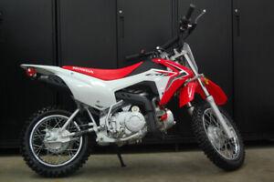 Moto Honda CRF 110 2016
