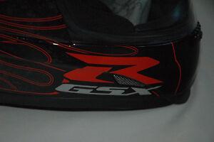 Motorcycle helmet Icon airframe Regina Regina Area image 2