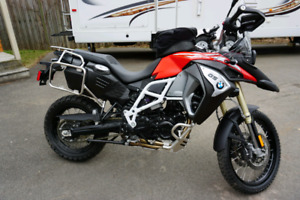 2017 BMW 800 GS Adventure