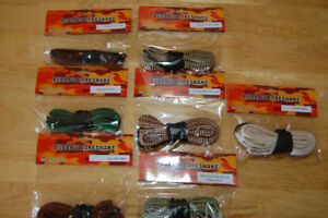 Brand new Bore snakes various calibers  $10.