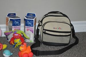 Insulated Bottle Bag, Baby Bottles, Baby Toys