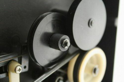 Gaf Projector 4-Belt /Tire Set 1372Z 1388z 1666z 2388z--2 New Belts 2 New Tires