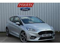 2017 FORD FIESTA 1.0 EcoBoost ST-Line 3dr Auto