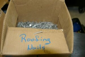 Roofing & coated nails
