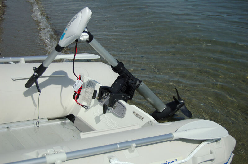New haswing 2 hp 100 lbs electric trolling motor 24 volts for Trolling motor on sale