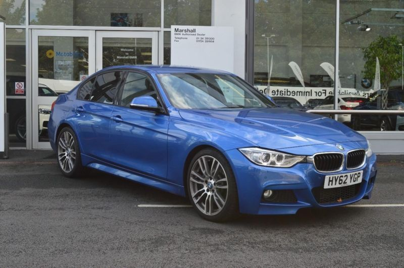 2012 bmw 3 series 330d m sport n57t diesel blue automatic in scunthorpe lincolnshire. Black Bedroom Furniture Sets. Home Design Ideas