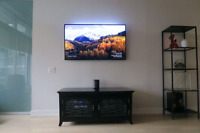 Professional tv mounting & installation starting from just 99.00