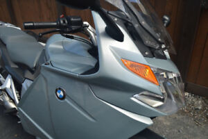 2008 BMW K1200GT luxury sport touring