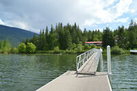Mara Lake Cabin for Sale by owner - Shuswap Summer!