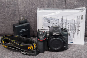 Nikon D7100 DSLR Camera Body