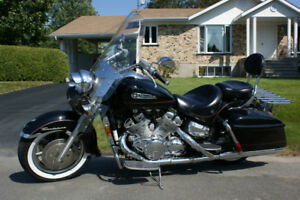 Yamaha royal Star tour de luxe 1997