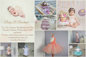 Canadian Handmade Boutique That Offers:  Tutus, Rompers and more