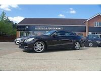 2013 Mercedes Benz E Class E350 CDI BlueEFFICIENCY [265] Sport 2dr Tip Auto 2...