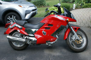 2008 Vagabond with under 400 Actual KMs $1475.00