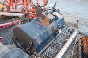 rotoculteur CubCadet pour tracteur jardin