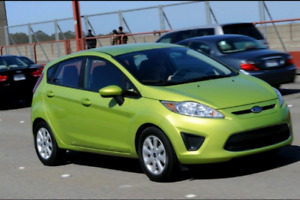 Looking For 2011-2013 (Preferably) Ford Fiesta Manual Hatchback