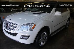 Mercedes-Benz M-Class BlueTEC-4MATIC- ML350  2011