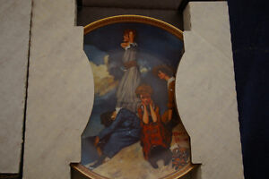 """Rockwell Plates from the  """"Rediscovered Women"""" Collection"""