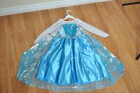 Deluxe Elsa dresses