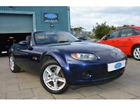 2007 MAZDA MX-5 ICON,LEATHER INTERIOR, 12 MONTHS MOT