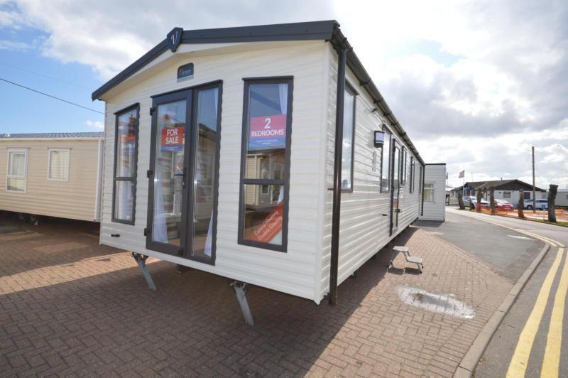 Excellent Static Caravans For Sale Seaview Whitstable Kent  Park Holidays UK