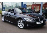 2011 BMW 3 SERIES 320d M Sport HTD LTHR, BT, XENONS, P ROOF and ALLOYS