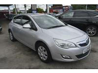 Vauxhall/Opel Astra 1.4i VVT 16v ( 100ps ) 2012MY ES 5 doors