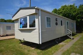 Static Caravan Nr Fareham Hampshire 2 Bedrooms 6 Berth ABI Eminence 2012 Solent