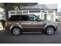 2009 LAND ROVER RANGE ROVER SPORT TDV6 HSE GREAT COLOUR COMBO ESTATE DIESEL