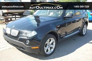 BMW X3 MARCHE PIEDS - MAGS SPORT 2010