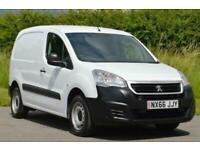 2016/66 Peugeot Partner 850 S 1.6HDi Panel Van *FULL SERVICE HISTORY*-*NO VAT
