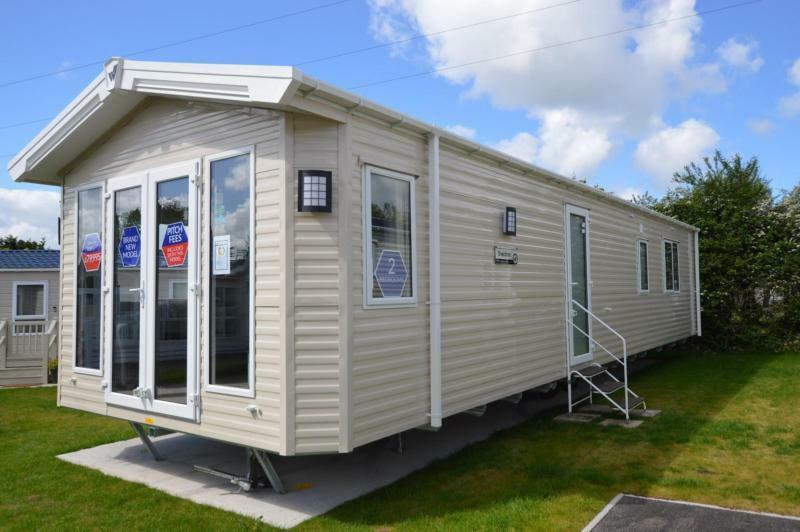 Static Caravan Barnstaple Devon 2 Bedrooms 6 Berth Willerby Sheraton 2017 Tarka