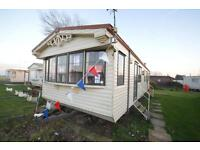 Static Caravan Steeple, Southminster Essex 3 Bedrooms 8 Berth Willerby Granada