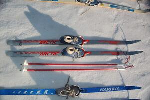 Cross Country Ski Set Childrens
