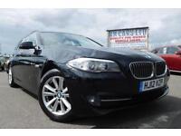 2012 12 BMW 5 SERIES 2.0 520D SE TOURING 5DR 181 BHP DIESEL