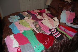 Girls Clothing Size 18 Months